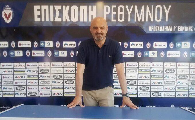 Γ. Βέλιτς: «Τα χαρακτηριστικά ενός ποδοσφαιρικού πρότζεκτ»