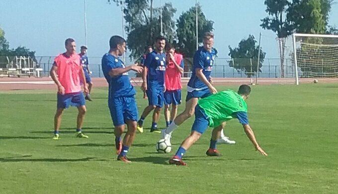 Οι «18» για το ματς κυπέλλου Ελλάδας με τον Εθνικό