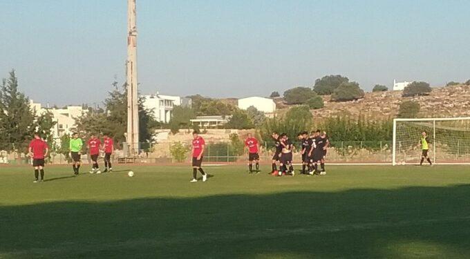 Εξαιρετικό πρώτο δείγμα από την ομάδα μας, 3-0 τον Πανακρωτηριακό!