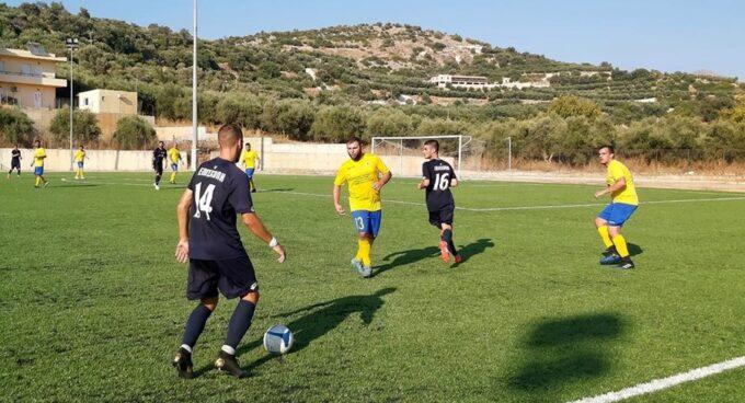 Άνετο 1-6 στο Πέραμα για το κύπελλο ΕΠΣΡ