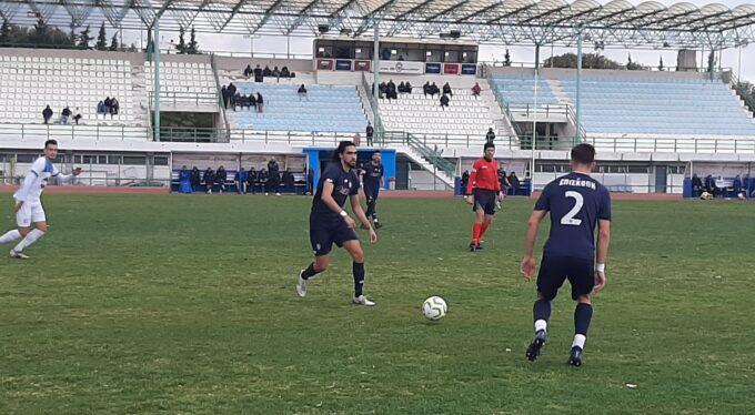 Πρόκριση στα ημιτελικά του κυπέλλου ΕΠΣΡ / Επισκοπή - Ρεθυμνιακός 0-0