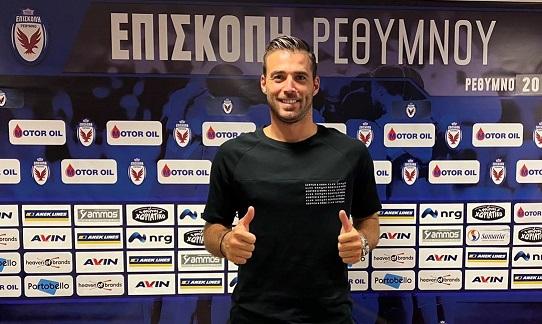 Ο Μανώλης Καλογεράκης επέστρεψε στην Επισκοπή μας