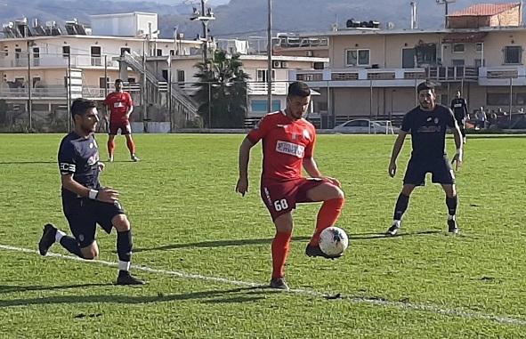 Μια φιλική αλλά μεγάλη σε ουσία νίκη, Χανιά - Επισκοπή 0-1