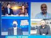 """Ο Γιάσμινκο Βέλιτς στο """"Total Football"""""""